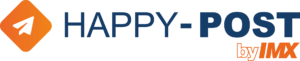 Logo Happy-Post by IMX
