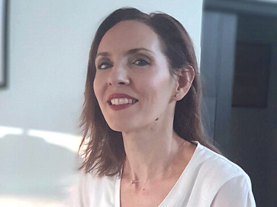 Sonia Milenkovic, directrice commerciale groupe IMX